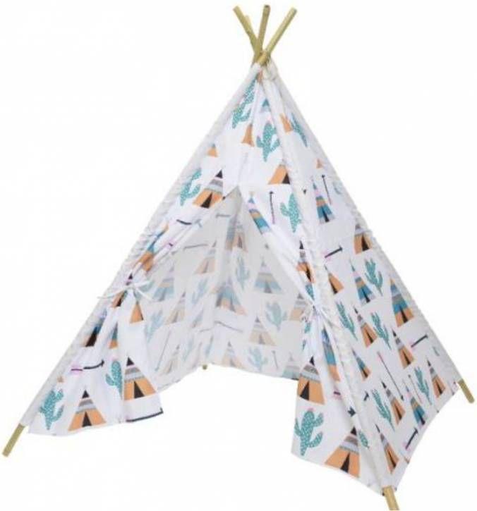 Ferm Living Dots tent speelgoed grijs ... on Decoris Outdoor Living id=87242